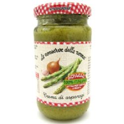 Asparagus Cream  | Buy Online | Italian Food & Ingredients | UK
